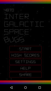 Inter-Galactic Space Bugs
